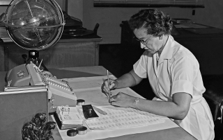 Katherine Johnson - Mathematician