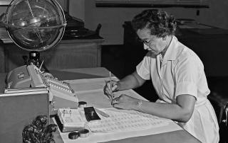Katherine Johnson - Mathematician