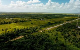 Albina Koker Near Guyana Suriname Crossing