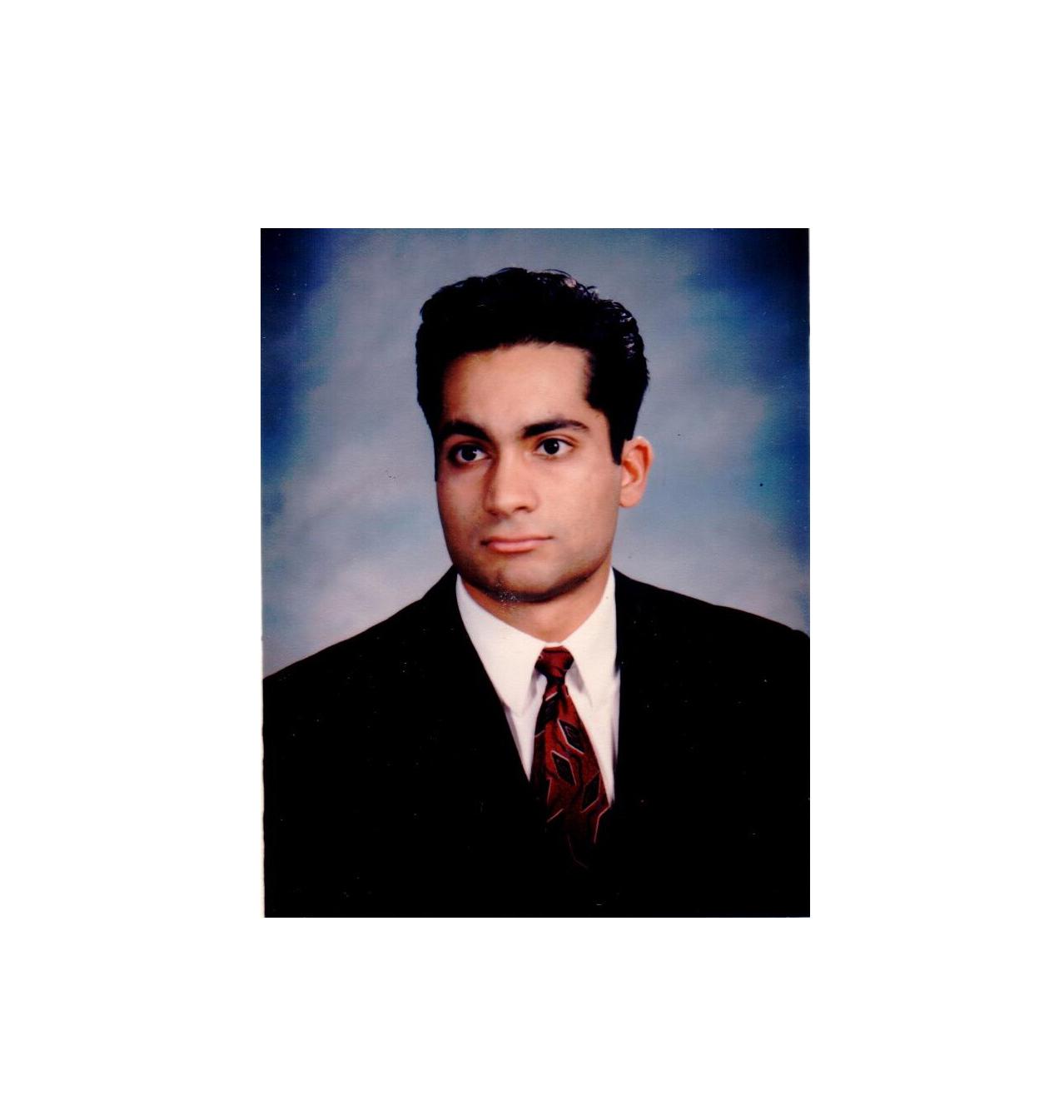 Gerald Rajendra Ramsaran