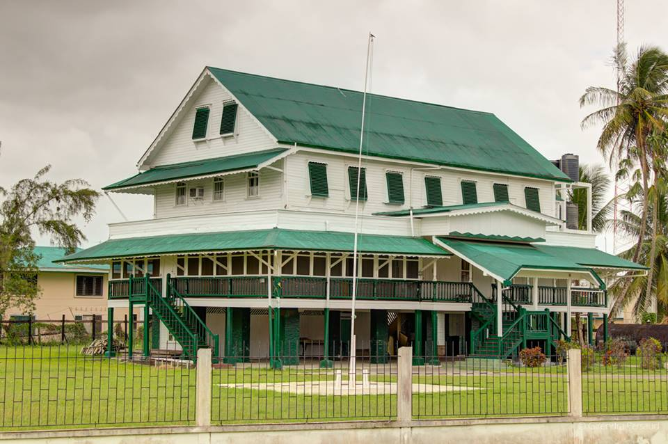 Government House, Berbice - 2017