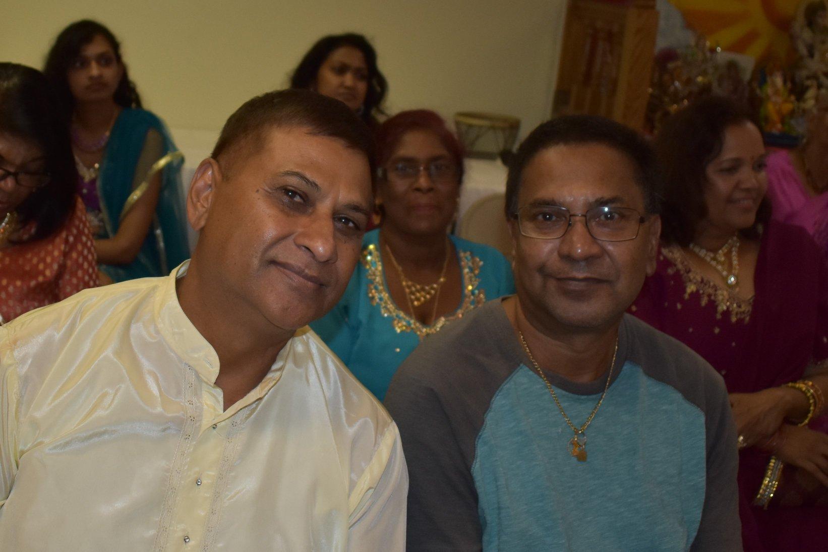 Ramesh and Suresh Hanuman