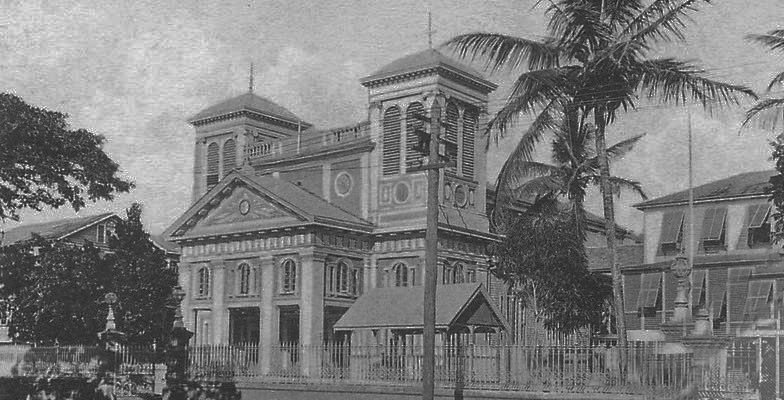 Sacred Heart RC Church 1913