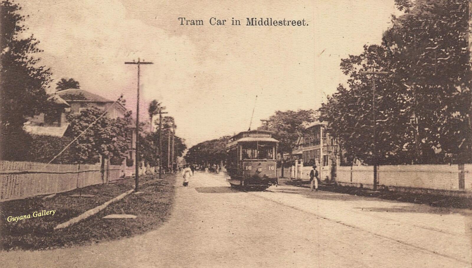 Tram-Car # 16