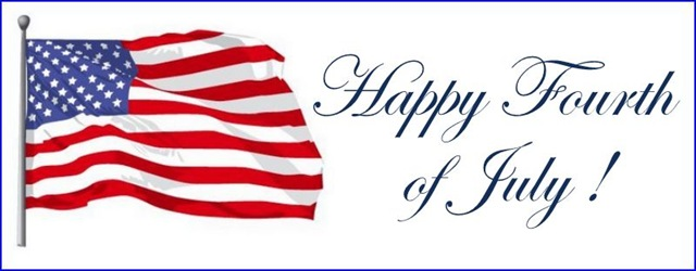 US Flag - July 4